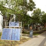 Tokyo Art-Power Plant (solar generation)